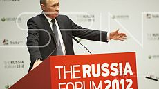 The Russia Forum 2012, Moscow International House of Music, Moscow