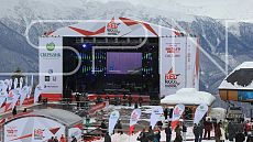 International Music Festival RED ROCKS, Krasnaya Polyana, Sochi