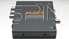 H.264 Blackmagic ProRecorder