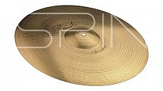 PAISTE CRASH 17 дюймов Full Crash Signature